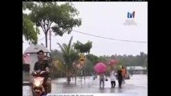 馬來西亞設法營救特大洪水災民
