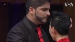 Giải Vô địch Tango Thế giới thu hút hơn 700 vũ công