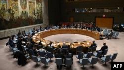 Pertemuan Dewan Keamanan PBBmenyetujui gencatan senjata global untuk menangani pandemi Covid-19 (foto: dok).