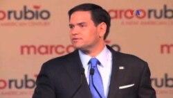 Rubio cuestiona negociaciones con Irán