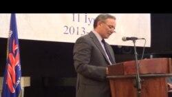 Azərbaycan Jurnalistlərinin 6-cı qurultayı (maraqlı çıxışlar)
