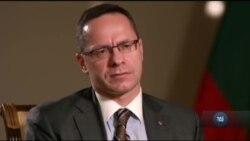 Парламентська делегація країн Балтії у Вашингтоні нагадує - торгуватися з Росією не можна. Відео