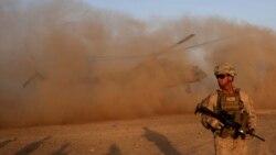 Trampning Afg'oniston strategiyasi hali tayyor emas