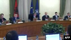 Shqipëri: Zv/kryeministri Meta jep dorëheqjen pas publikimit të videos