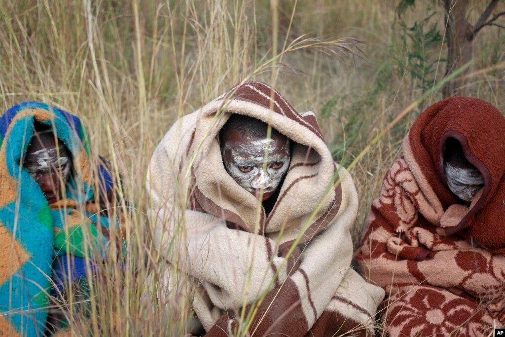 SAs circumcision ritual: a dangerous route to manhood