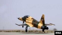 Pesawat jet tumpur Iran, Kowsar, 21 Agustus 2018. (Foto: dok).