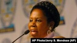 셀리아 잭슨 리 민주당 하원의원.