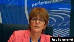 Avropa Şurası Parlament Assambleyasının prezidenti Ann Brasser