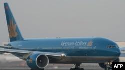 Máy bay của Hàng không Việt Nam