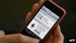 iPhone берет отпечатки пальцев для полиции