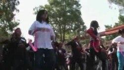 Indijski mladi plesom protiv nasilja nad ženama