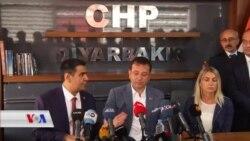 Raportek li dor Serdana Ekrem Îmamoglu bo Diyarbekirê