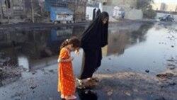 فاجعه محیط زیستی در سواحل استان بوشهر