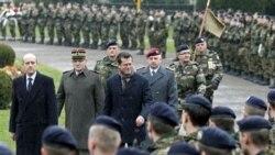 استقرار سربازان آلمانی در فرانسه