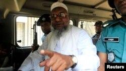 사형 집행을 앞두고 있는 방글라데시의 이슬람주의 야당 정치인 압둘 카데르 몰라. (자료사진)