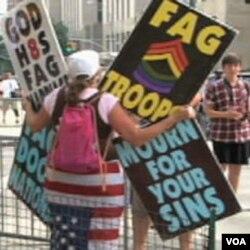 Protesti u New Yorku zbog legalizacije braka osoba istog spola
