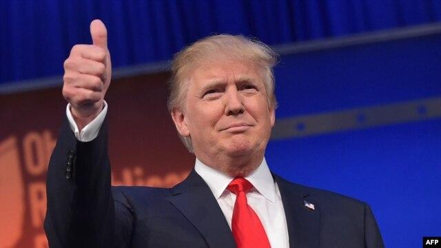 Donald Trump criticó a grupo conservador en Atlanta por retirarle invitación.