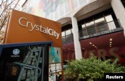 Amazon'un ABD'nin doğu yakasında merkez olarak seçtiği yerlerden biri de başkent Washington'a komşu Crystal City