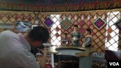 """Qirg'izistondagi """"Keremet TV"""" rahbari bilan suhbat"""