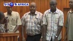 Abapolisi Baraburanishwa Kuba Barishe Umwongereza muri Kenya