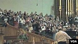 Mormon Tabernacle Choir: Volonteri svjetskog kvaliteta
