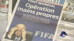 国际足联涉嫌腐败 各地足联和赞助商纷纷表态