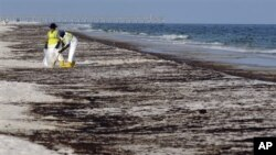 Годишнина од нафтеното излевање во Мексиканскиот Залив