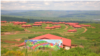 Agahozo-Shalom Youth Village, east of Kigali. The village is home to the largest solar power plant in East Africa. Credit: ASYV