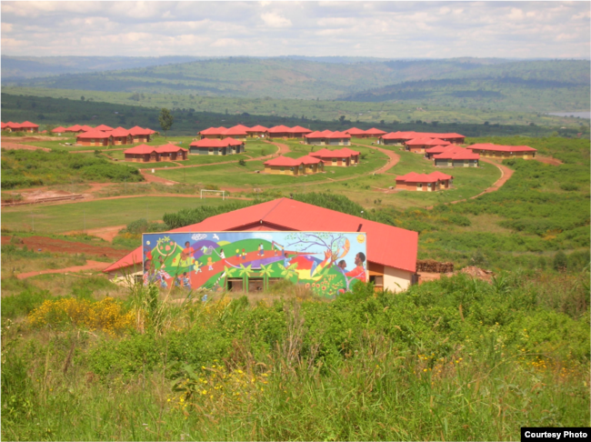 FILE - Agahozo-Shalom Youth Village, east of Kigali, is home to 500 orphans. Credit: ASYV