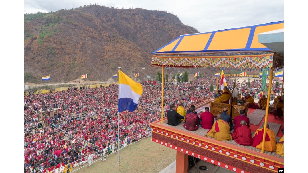 Dalai Lama Event Moved after India Warns Top Officials to