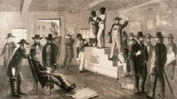 [VOA 이야기 미국사] 미국의 흑인 노예 제도 (1)