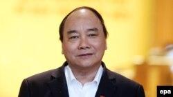Thủ tướng Việt Nam Nguyễn Xuân Phúc.