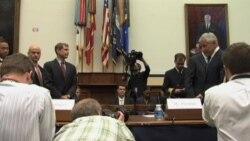 Sec. Hagel rindió cuentas ante el Congreso