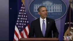 Obama: 'US Is Mobilizing to Isolate Russia'