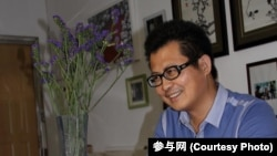 中国知名维权人士郭飞雄(参与网资料照片)