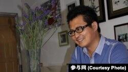 中國知名維權人士郭飛雄(參與網照片)