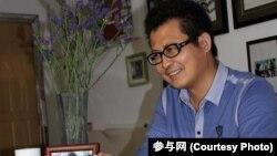 中国知名维权人士郭飞雄(参与网照片)
