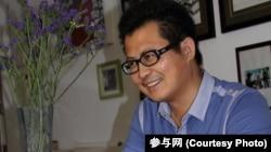 Guo Feixiong, penulis dan aktivis HAM terkemuka China yang kini dipenjara (foto: dok).