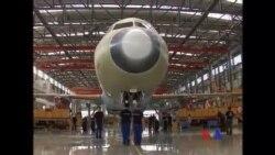 2016-03-01 美國之音視頻新聞: 空中巴士表示經濟增長放緩沒有影響中國的飛機市場