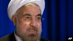 Tổng thống Hassan Rouhani