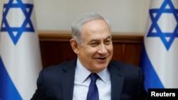 Serowezîrê Îsraîlê Benjamin Netanyahu