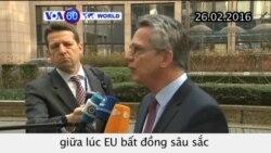Hy Lạp triệu hồi đại sứ tại Áo (VOA60)