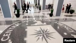 미국 버지니아주 랭글리의 CIA 본부. (자료사진)
