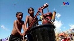Bangladeş Arakanlı Çocuklar İçin Ayrı Kamp Kuruyor