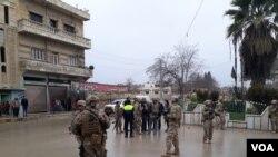 Umujyi wa Manbij muri Siriya