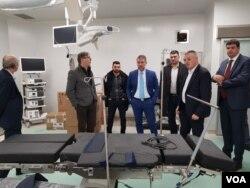 Nova bolnica u Istočnom Sarajevu