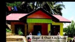 Organisasi Nirlaba 'Hope 4 Our Children' - Liputan Feature VOA April 2012