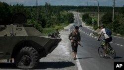 Donetsk, Ukraina