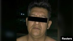 """Erick Sandoval Rodríguez, apodado """"La rana"""", probable integrante de la organización criminal Guerreros Unidos, es sospechoso en la muerte de 43 estudiantes desaparecidos en 2014."""