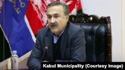 د کابل ښاروال محمد داوود سلطان زوی